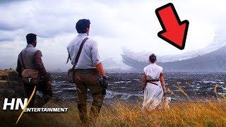 Star Wars: The Rise of Skywalker Trailer BREAKDOWN & Things You Missed