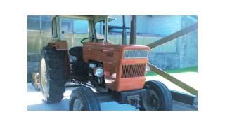 Presentazione trattore fiat 640