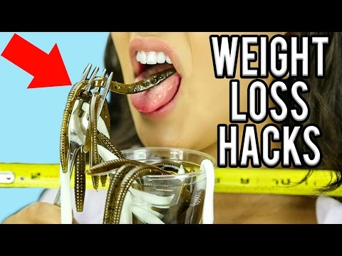 TESTING Weight Loss Hacks & Gadgets for 10 pounds LESS NataliesOutlet