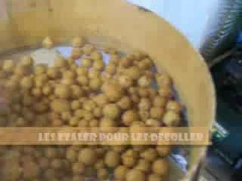 Cuisson vapeur des bouillettes en cocotte