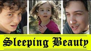 Sleeping Beauty & The Bad Boys | FREE DAD VIDEOS
