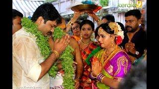 Actress Menaka Suresh's Daughter Revathi Suresh Kumar Nithin Wedding Highlights
