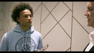 Leroy Sane wins PFA Young Player of the Year award