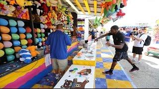Brandon Knight: Games at the State Fair Ain't Fair