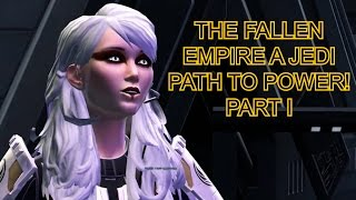 SWTOR Knights of The Fallen Empire Movie Part 1