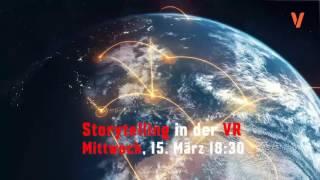 Berlin: Storytelling In Der #VR