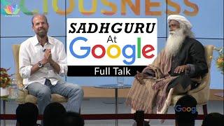 Sadhguru Interview At Google [Full Talk]