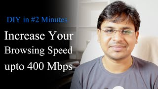 Make Your Browsing Speed 400x Faster in 2 Minutes