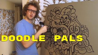 Drawing with Peter: Let's Get Started on a Doodle
