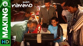 Making of Meri Nimmo | Anjali Patil | Karan Dave | Aanand L. Rai | Rahul Shanklya