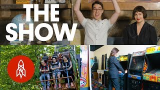 Hand-Powered Amusement Parks, Baby Bears and Pac-Man | THE SHOW, Episode 4