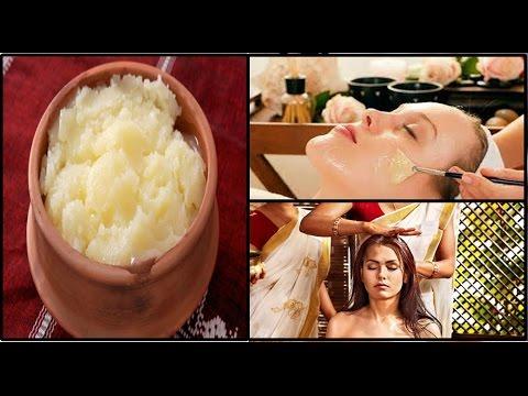 How to use DESI GHEE to get Spotless Glowing Skin & Beautiful Hair |Beauty Benefits of DESI GHEE