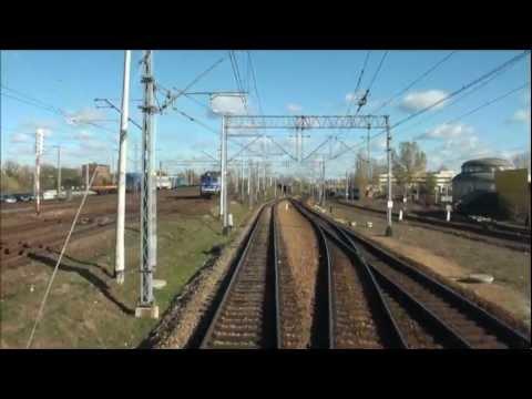 Cabview EP07 1066 Vltava Warszawa Wschodnia Terespol