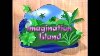 Opening & Closing To Barney's Imagination Island 1994 VHS (Low Pitch)