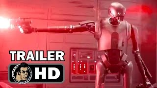 ROGUE ONE: A STAR WARS STORY - Official International Trailer #4 (2016) Sci-Fi Action Movie HD