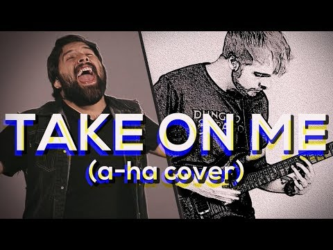 Take On Me a ha Cover by RichaadEB & Caleb Hyles