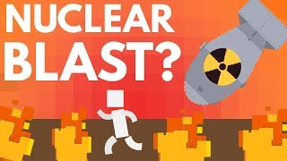 What Will A Nuclear Blast Do To Your Body?