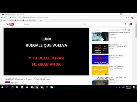 EN EL ORILLA DEL MAR - BY ADA SANCHEZ