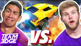 BOT BATTLE CHALLENGE! | Rocket League