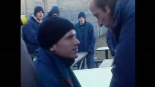 behind the scenes prison break dancing wentworth miller