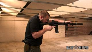 How To Hold A Rifle