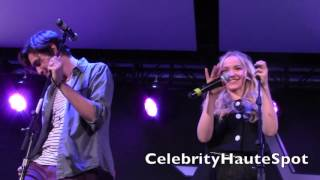 The Girl and The Dream Catcher - Dove Cameron and Ryan McCartan - Full Performance Part 1
