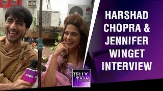 Rapid Fire With Harshad Chopra & Jennifer Winget | Bepannah