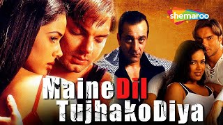 Maine Dil Tujhko Diya (Eng Subs) Hindi Full Movie & Songs - Sohail Khan, Sanjay Dutt, Sameera Reddy