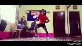 Feel urban song# lyrical Dance
