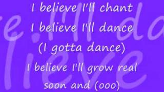 Honey Soundtrack - Yolanda Adams - I believe. LYRICS