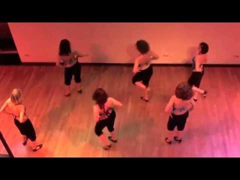 Salsa- Modern - Hiphop Show- Irini's Glamour Girls- Tanzhaus NRW- 31.Mai 13- SALSADANCEDAYZ