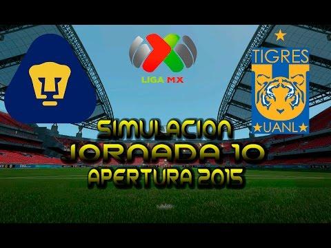Xxx Mp4 Pumas Vs Tigres Simulacion Liga Mx Jornada 10 Apertura 2015 FIFA 16 3gp Sex