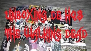 Unboxing de hq's The Walking Dead