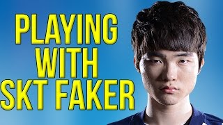 Annie Bot - Playing With SKT Faker
