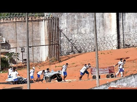 watch Death toll rises in latest prison violence in Brazil
