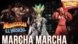 MADAGASCAR EL MUSICAL - Yo quiero Marcha, Marcha