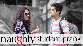 Naughty Student Prank by Super Desi People