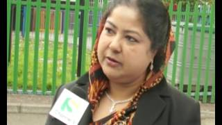 Bangali Councillor Syeda Amina Khatun MBE was appointed as the Deputy Leader of  Sandwell Council