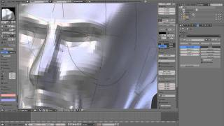 Sculpting a Human Head in Blender
