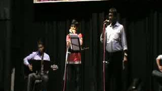 Three hindi hit song- Harmonica presented by me & my teacher.
