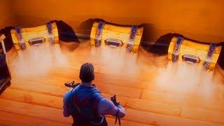 TRIPLE LOOT CHEST SPAWNS   Fortnite Battle Royale Tips