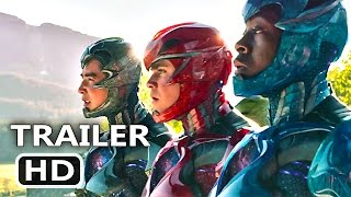 PΟWER RАNGЕRS Official TV Spot Trailer (2017) Sci Fi, Action Movie HD