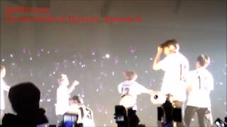 [Fancam] 150808 BTS 방탄소년단 Encore : Fun Boys