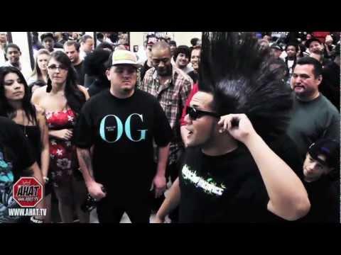 AHAT Rap Battle Loki Lestat Juggalos vs Abcde