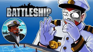 BATTLESHIP - MY SEAS HAVE BEEN INVADED BY CARTOONZ!