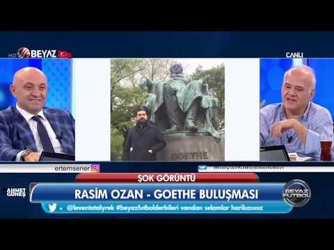 Beyaz Futbol Montaj V1 | Ahmet Goethe Çakar