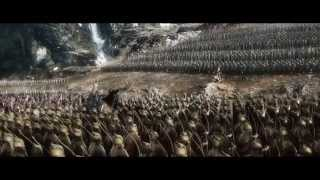 The Battle of the Five Armies: The Battle Begins 1080p HD