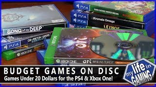 Downloads on Disc #1: PlayStation 4 & Xbox One Budget Games :: Game Showcase - MY LIFE IN GAMING