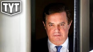 Manafort Gives EVERYTHING To Mueller