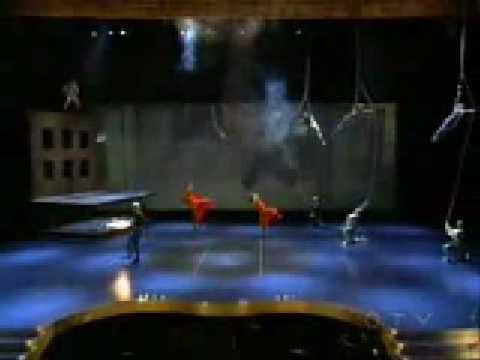 » Innovación Empresarial Caso Cirque Du Soleil
